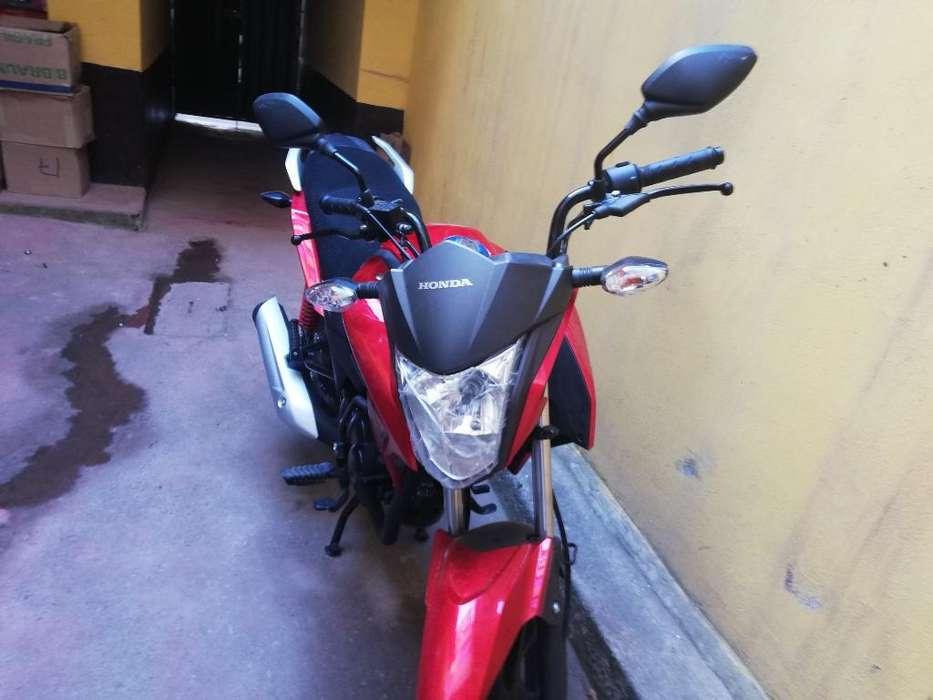 Vendo Moto Honda Cb125 Totalmente Nueva