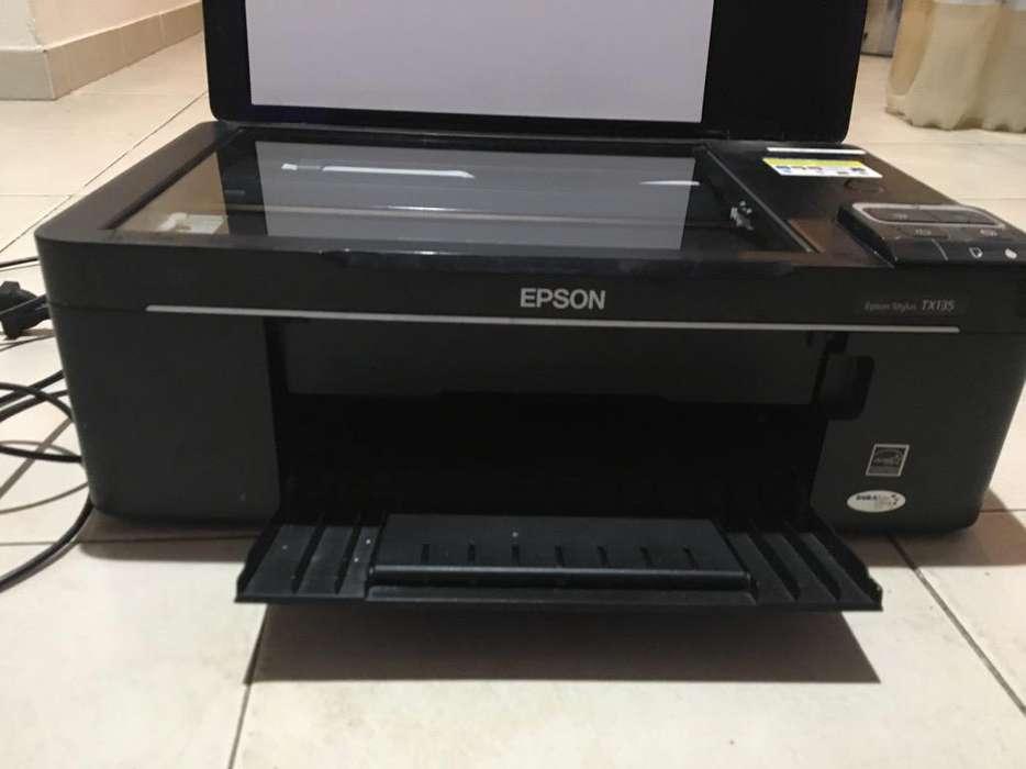 Impresora Epson Tx 135