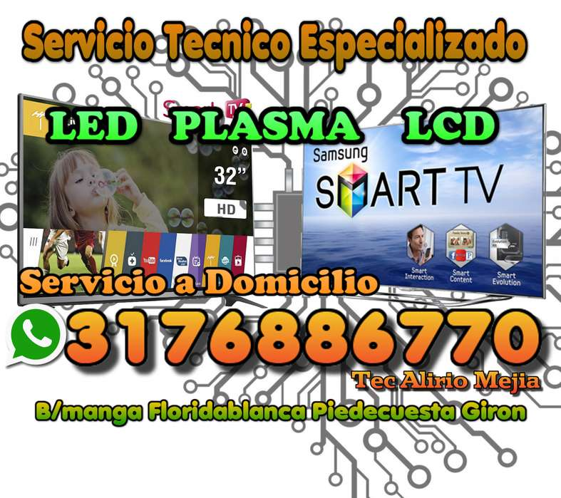 Reparacion televisores SAMSUNG 3176886770