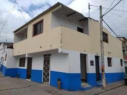 Arriendo Casa Esquinera Barrio Hoyo Grande,Piedecuesta..