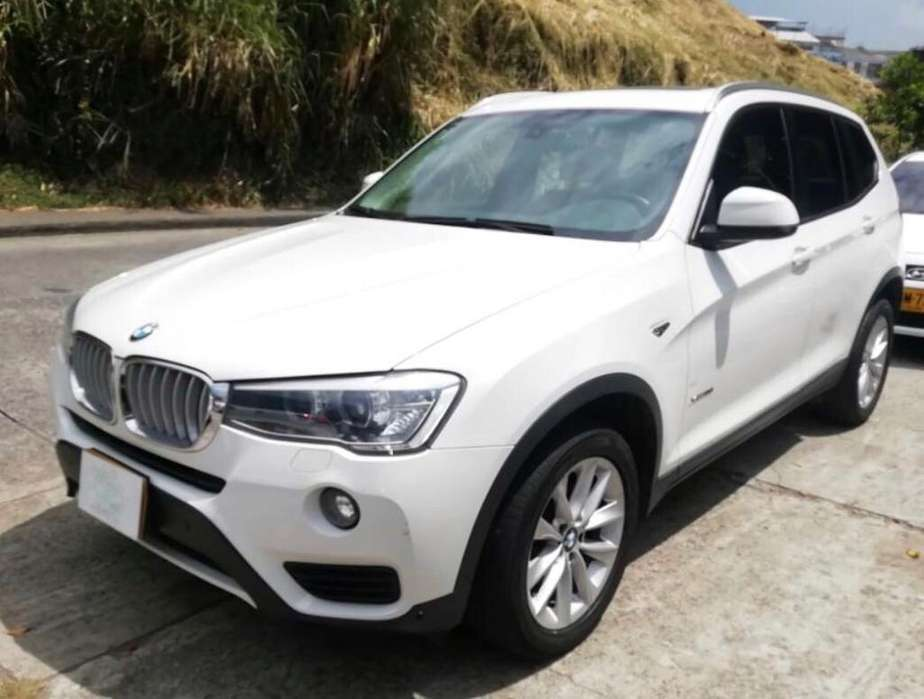 <strong>bmw</strong> X3 2016 - 64000 km