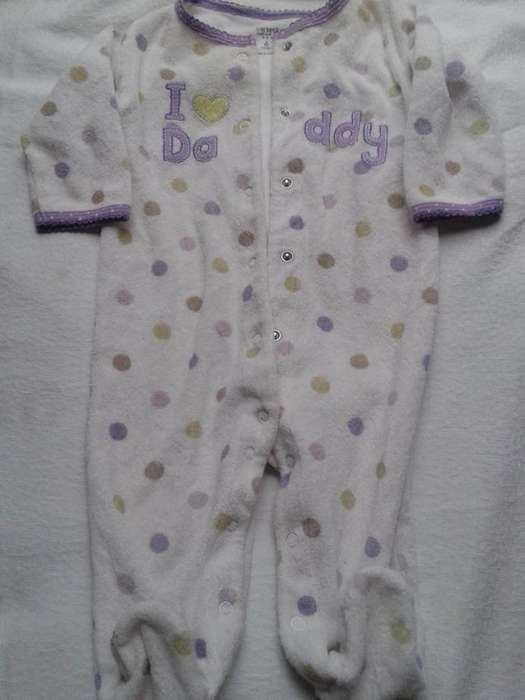 pijama carters LOTE 3-TALLE 6-9 M nuevos perfectos plus toalla algodon