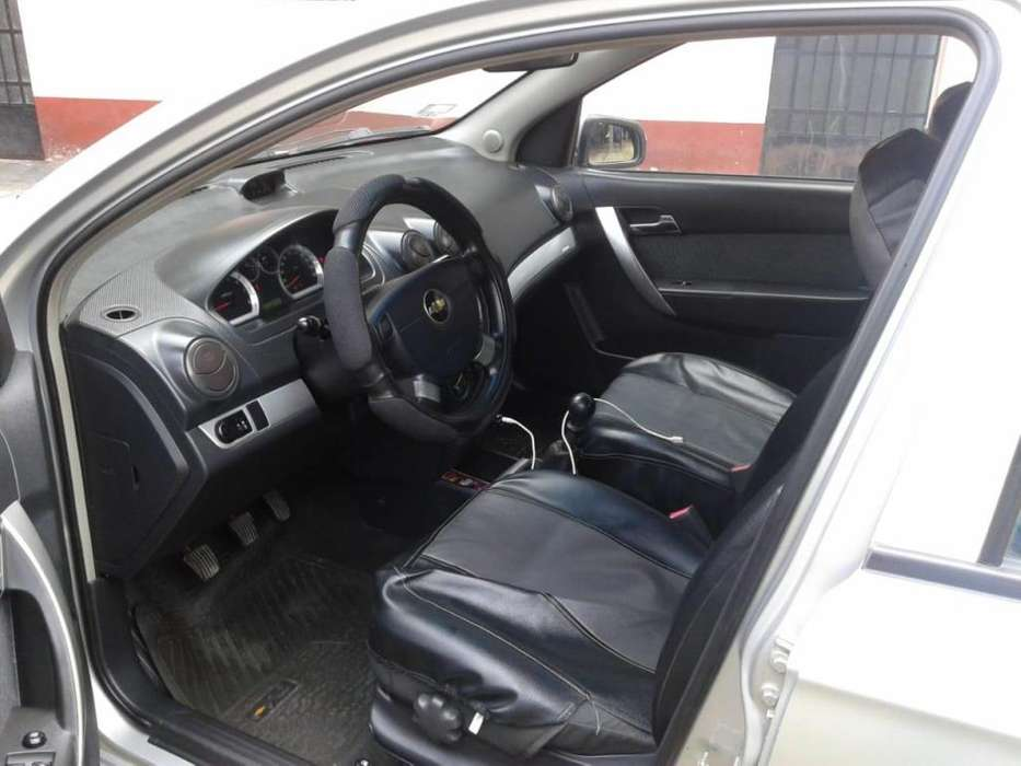Chevrolet Aveo 2009 - 10 km