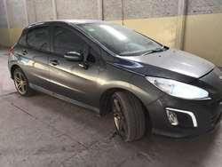 PEUGEOT 308 SPORT AUTOMATICO 2014