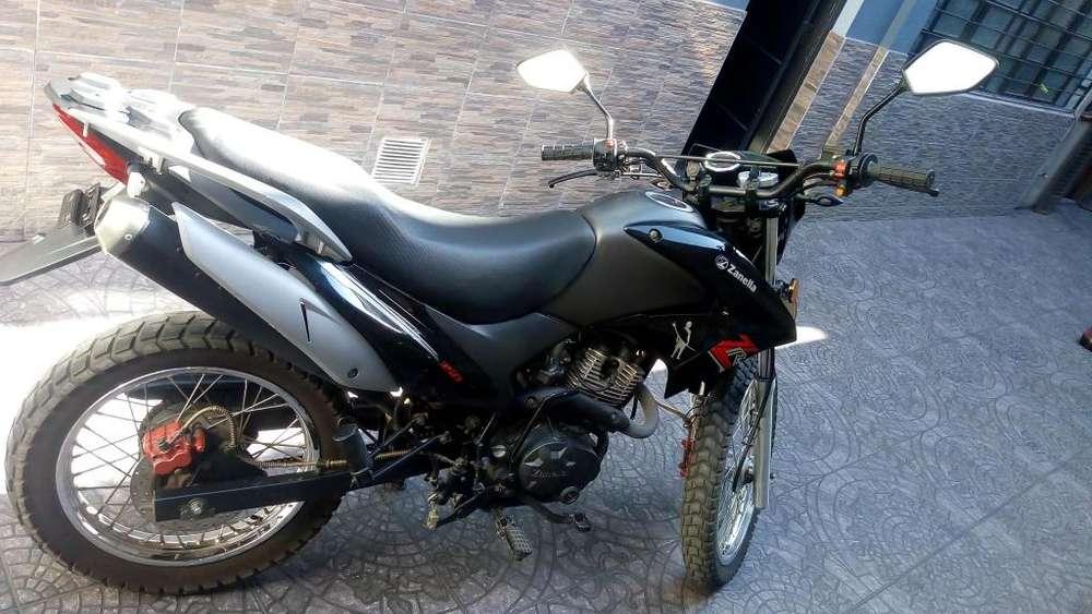 Zanella ZR 150