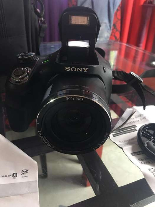 Camara Sony 63X Zoom