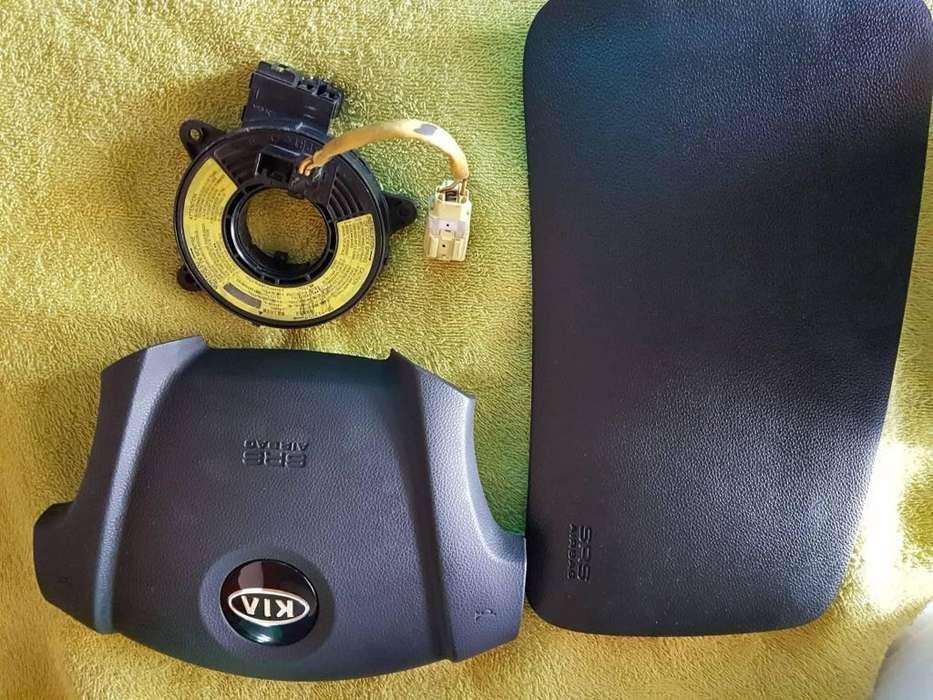 KIT Air Bag Kia sportage completo