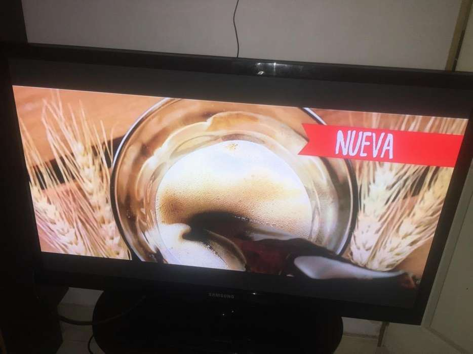 Vendo Tv Plasma de 43