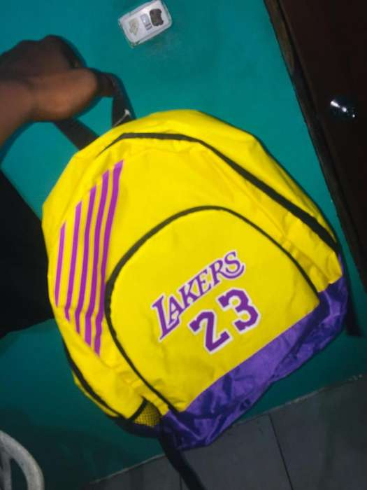 Mochila Lakers