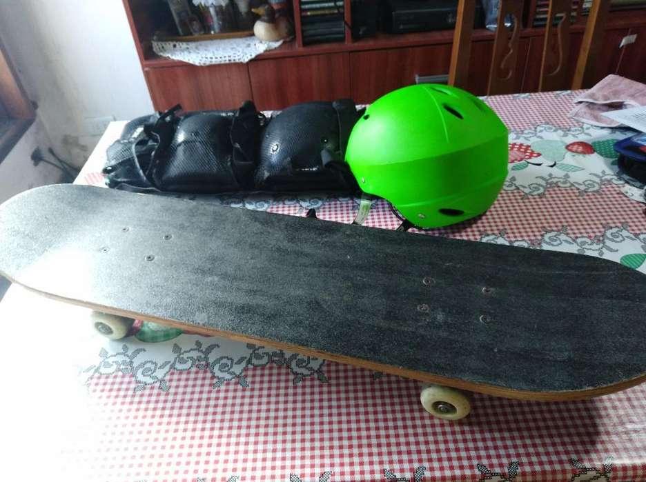 Vendo Kit de Skate
