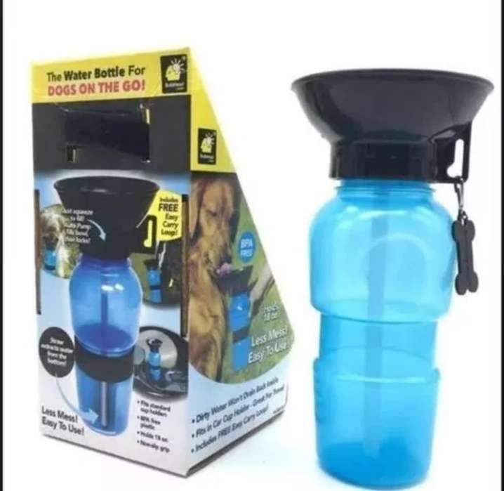 Bebedero de Agua Portátil Mascotas