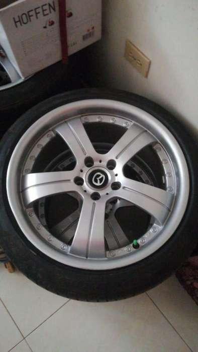 Rines Mazda 3