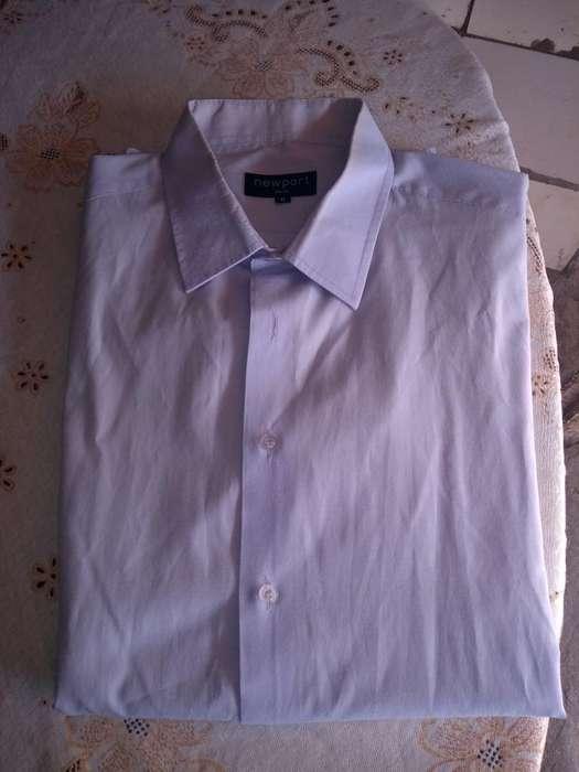 Camisa Talle 17 en Buen Estado