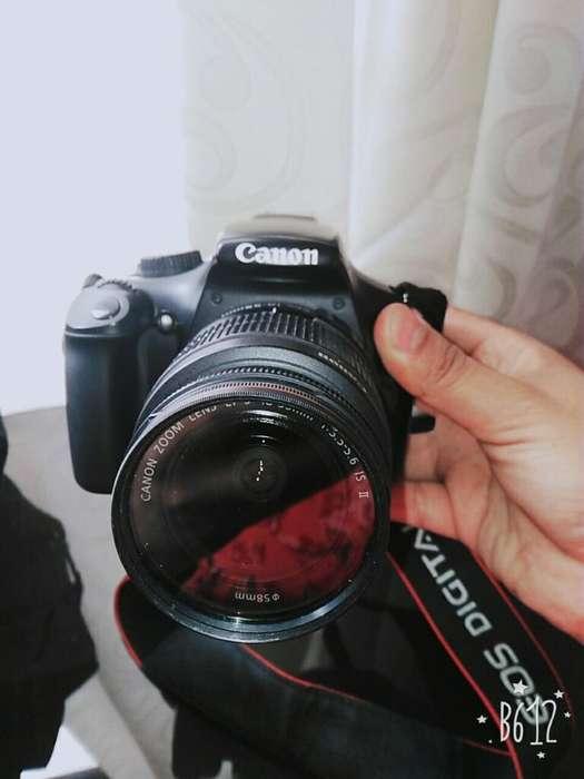 Canon Rebel Eos T3 Y Accesorios