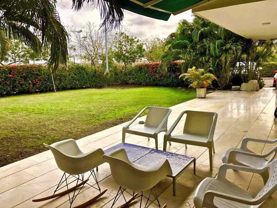 Apartamento con Gran Jardín exterior en - ID 5541 - wasi_1451365