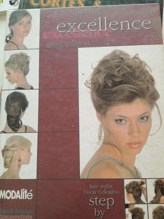 Libro de Peluquería. Peinados By Oscar C