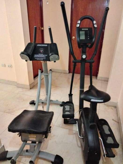 Máquinas de ejercicio MONARK!!!