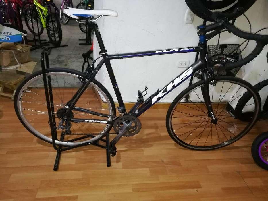 Bicicleta de Ruta a Khs