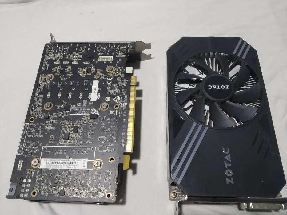 Tarjetas de Video Nvidia 1060 6g