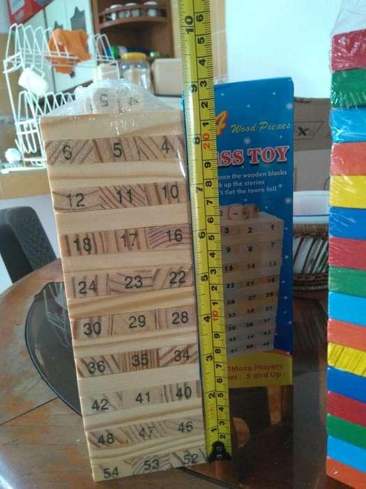Juegos Jenga O La Torre