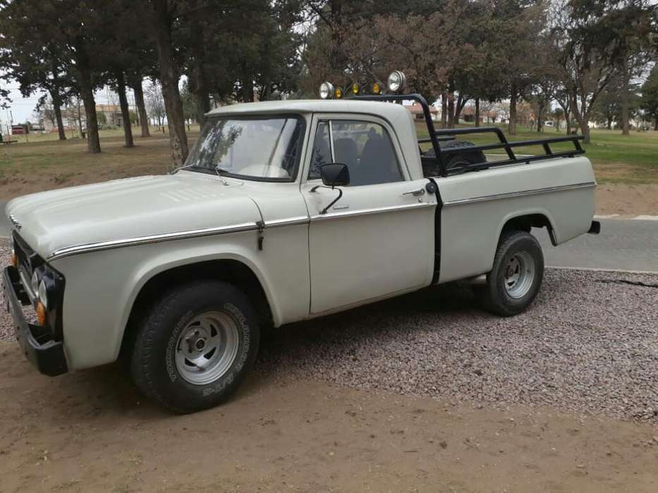 <strong>dodge</strong> D100 1964 - 100 km