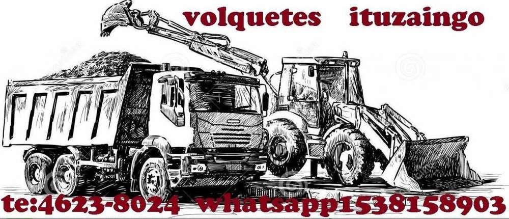 alquiler de volquetes en zona oeste 1538158903-46238024