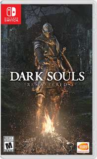 Dark Soul Remastered (Switch)