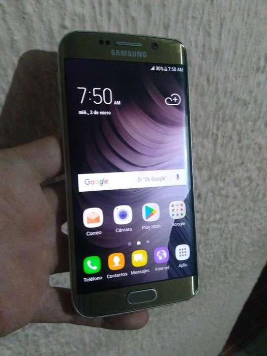 Samsung S6 Edge Vendo Cambio