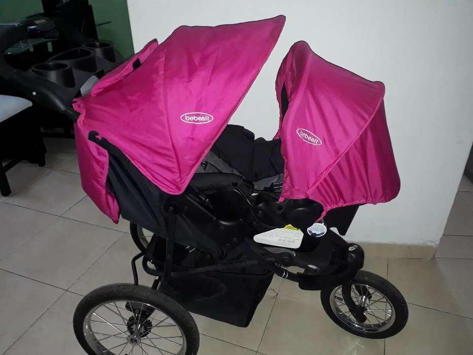 Coche para Bebé Travel System