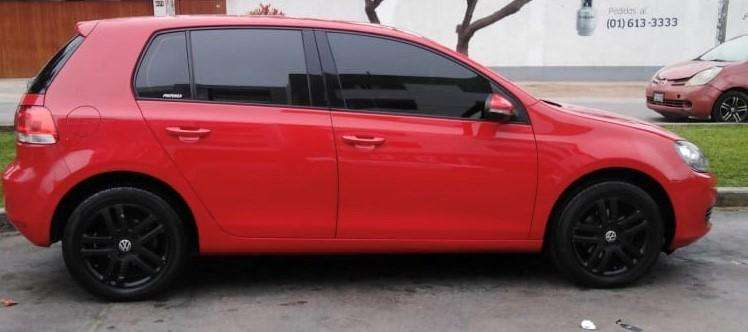 Volkswagen Golf 2012 - 50000 km