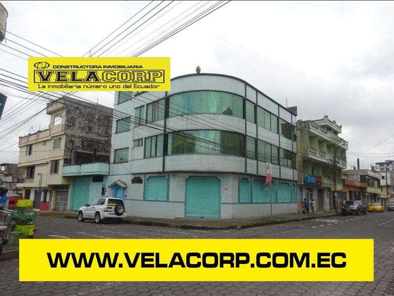 DE OPORTUNIDAD VENDO EDIFICIO CERCA AL MUNICIPIO