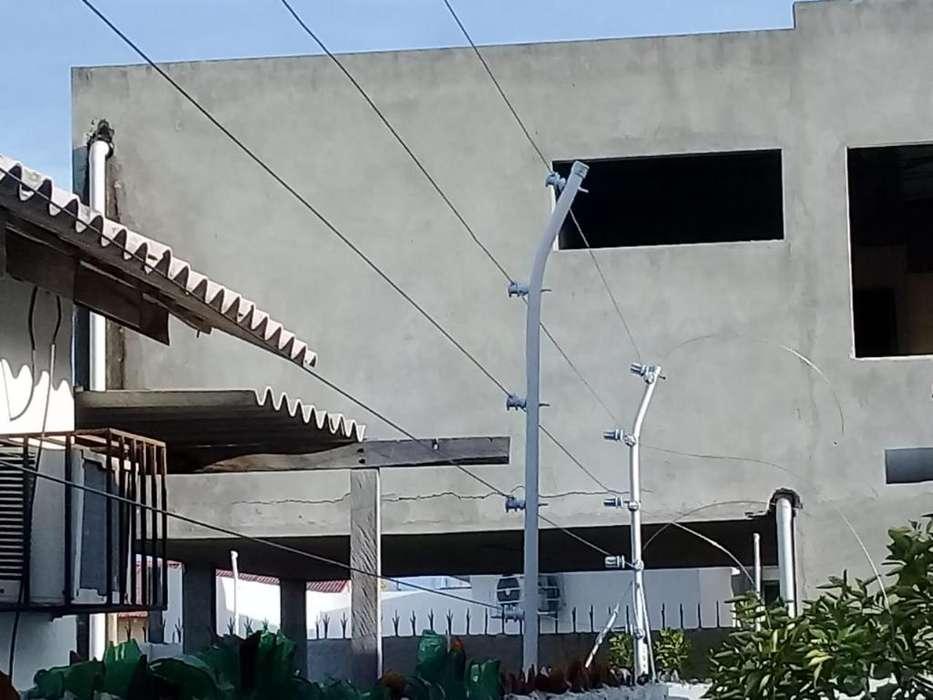 Instalación de Cerco Eléctricos Y Cámara