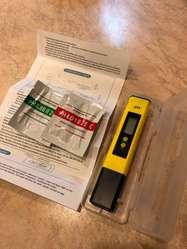 Medidor Ph digital Test Pehachimetro