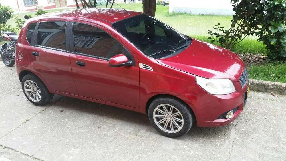 Chevrolet Aveo Emotion 2013 - 50000 km