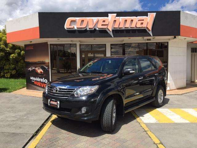 <strong>toyota</strong> Fortuner 2014 - 136915 km