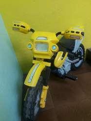 en Venta Moto a Batería para Niños