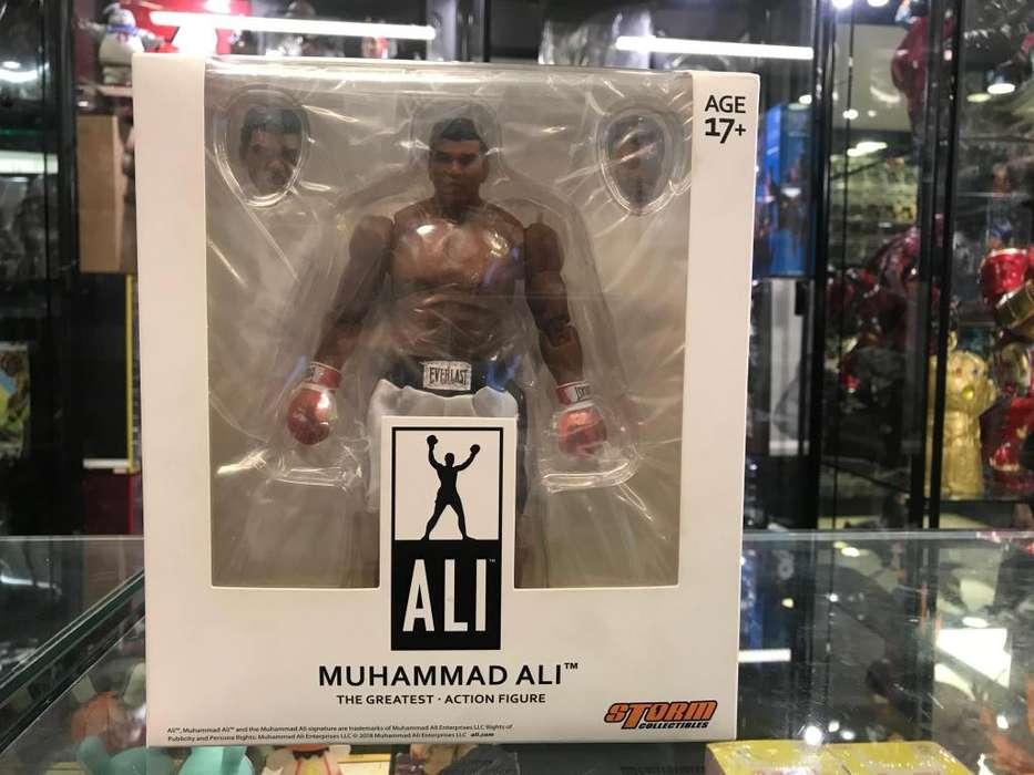 Muhamad Ali Figura de accion