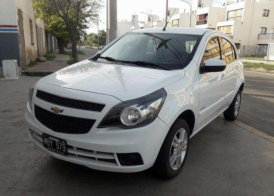 Chevrolet Agile 2013 - 100000 km