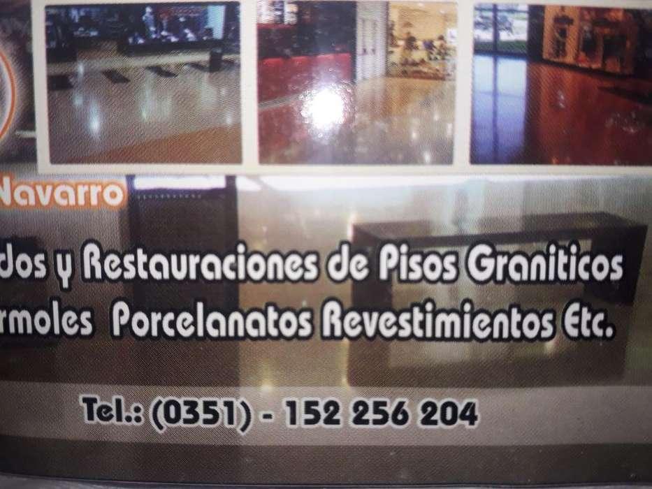 Pulido Y Restauraciones