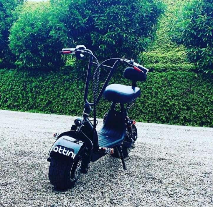 Se Vende Moto Minicattini <strong>nueva</strong>