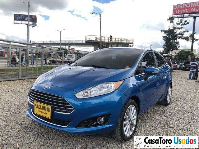<strong>ford</strong> Fiesta  2017 - 52300 km