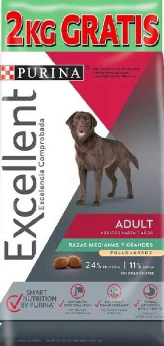 Excellent Perro Adulto X202kg