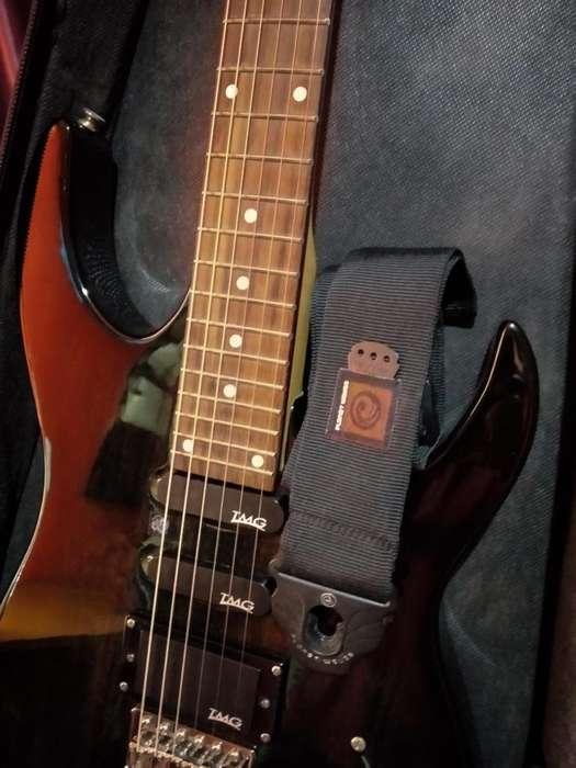 <strong>guitarra</strong> Eléctrica Palmer (obsequio)