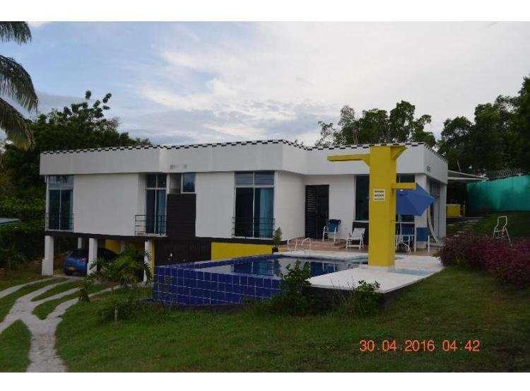 Casa de descanso en venta en la vía Tocaima-Girardot