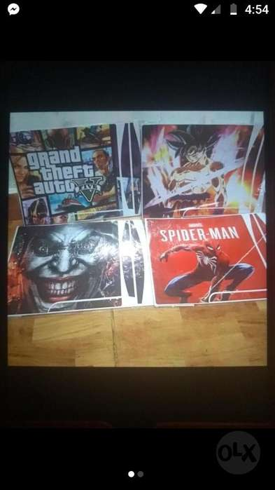 Stickers Ps3