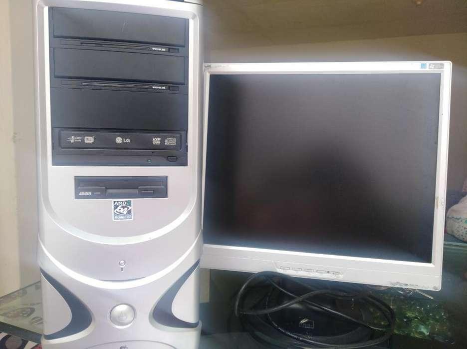 Oferta Pc de Mesa Delux 250 Gb