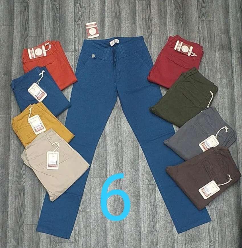 Venta De Espectaculares Pantalones Dril Dama En Todas Las Tallas Ropa 1108573997