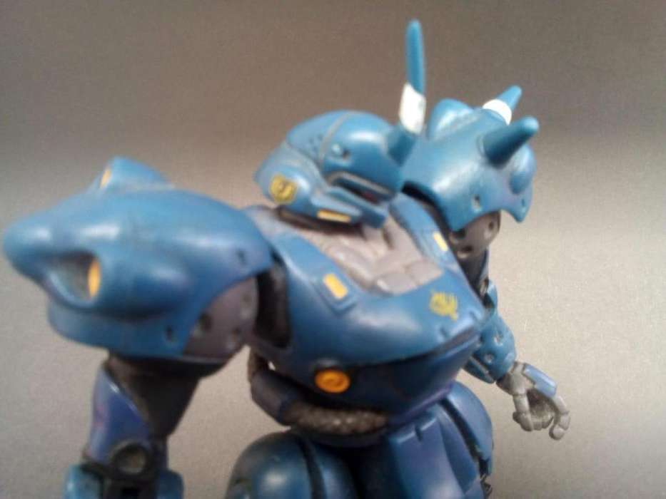 Lote #16 Gundam MSIA Kampfer