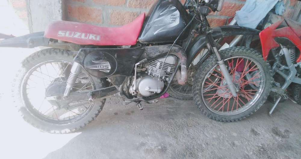 Venta moto ts 185 todo original