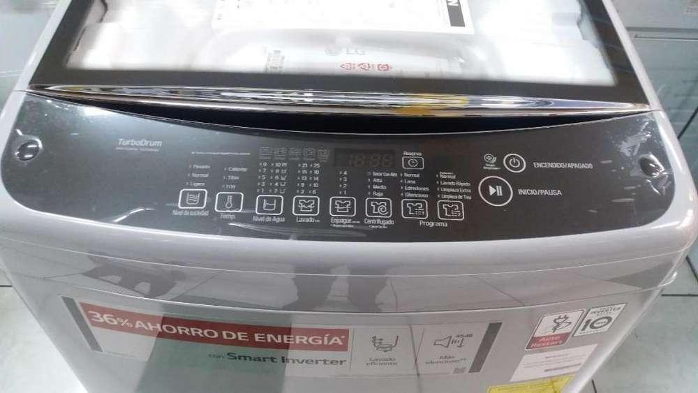 <strong>lavadora</strong> LG/ INVERTER CROMA/ OFERTA EN EFECTIVO IMPORTADORA CHIMASA